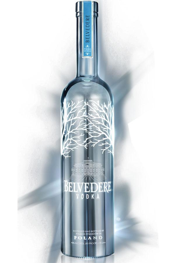 la bouteille de vodka belvedere silver laser se personnalise la promesse d 39 un style. Black Bedroom Furniture Sets. Home Design Ideas